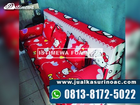 sofa-bed-inoac-hello-kitty